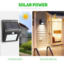 20LED Outdoor Waterproof Solar Power PIRMotion SensorWall Light Garden Lamp 66
