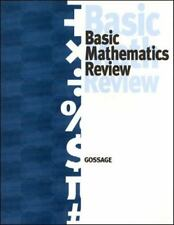 Basic Mathematics Review: Text Workbook