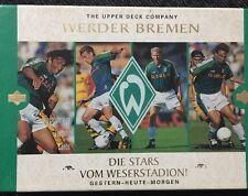 Upper Deck Werder Bremen 45 Card Set