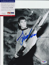 LEONARD NIMOY SPOCK STAR TREK SIGNED AUTOGRAPH 8X10 PHOTO PSA/DNA COA #X15161