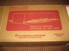 Lithonia Lighting Rough In Section ELALRIS 277V 258885
