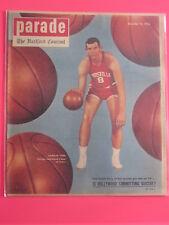 Charlie Tyra Louisville basketball Parade magazine Hartford Courant Dec 16, 1956