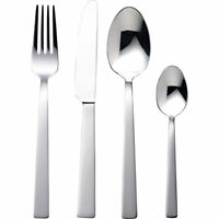 Zwilling J.A. Henckels Table 24 Piece Trend Cutlery Set 18/10 Stainless Steel
