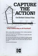 Kodak Capture The Action 1988 Magazine Advert #3923
