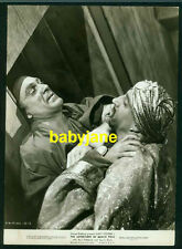 GARY COOPER BASIL RATHBONE VINTAGE 7X10 PHOTO 1936 ADVENTURES OF MARCO POLO