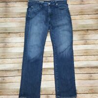 AG Adriano Goldschmied Men's The Graduate Tailored Leg Jeans 33 x 33