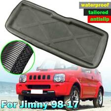 For Suzuki Jimny 1998-2017 Cargo Boot Liner Tray Trunk Floor Mat Carpet