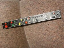 Ward Beck WBS M460 D Mic Preamp channel module w/EQ vintage (1of 2+optional PSU)
