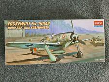 "Academy Nr. 2213 - Focke Wulf Fw 190 A-8 ""Heinz Bär"" mit Kübelwagen - OVP"