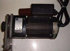 Bodine Electric Gearmotor , Type 42R5BFC1-E3 , 115v, 1/6hp , (TD)