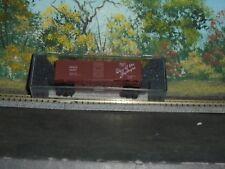 DELUXE INNOVATIONS N SCALE #14010 AAR SPEC BOXCAR SINGLE DOOR CB&Q #36666