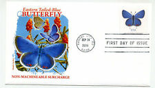 5136 Eastern Tailed-Blue Butterfly Panda Cachets, FDC