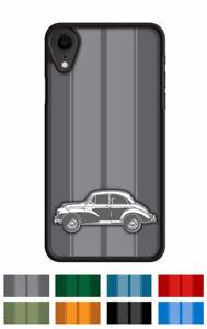 "Austin Morris Minor 2-door Saloon ""Stripes"" Phone Case iPhone & Samsung Galaxy"