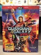 Guardians of the Galaxy Vol. 2 (Blu-ray/DVD/Digital) NEW w/ slip
