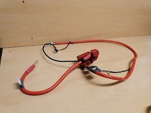 BMW 5 SERIES E61 POSITIVE BATTERY LEAD CABLE OEM 6989782