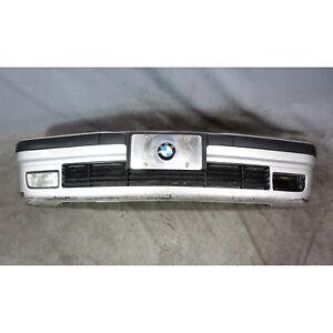 BMW E36 3-Series Factory Front Bumper Cover Trim Panel Titanium Silver 1992-1999
