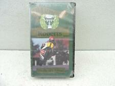 New Champions Kenny Roberts Profile Of A Legend VHS Video Road Race Y2243A