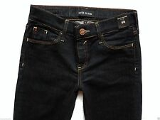 River Island Straight Leg Ultra Low Jeans for Women