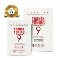 [MEDI-PEEL] Tranex Toning 9 Essential Mask 25ml x 10Sheet Customize Whitening