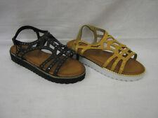 Spot On Sandals Medium Width Shoes for Girls