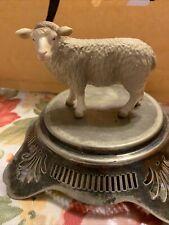 Schleich Standing Sheep Ewe Toy Farm Animal Figure 2003 Retired