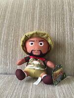 New Jumanji 2019 Franklin Finbar Plush Movie Soft Stuffed Toy Factory