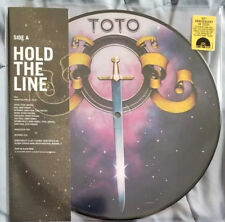 "Toto ‎- Hold The Line / Alone - Picture Disc 10"" LP - Record Store Day 2017 RSD"