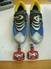 Pair of Carnac bike shoes - Good Condition - Sell for Charity