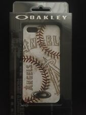 Oakley MLB Stitch iPhone 5 Case ANGELS RED