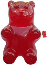Giant Haribo Gummy Bear (Red Raspberry) by Haribomb
