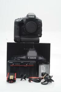 Canon EOS-1D X Mark III 20.1MP Digital SLR Camera Body #325