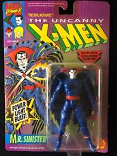 Marvel X-Men Mr Sinister Action Figure Free Shipping