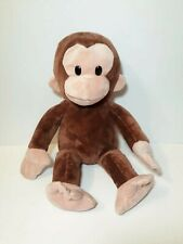 Curious George Plush Stuffed Monkey. Applause