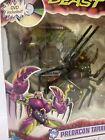 Transformers Beast Wars 10th Anniversary Predacon Tarantulas with DVD NRFB