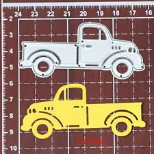 Lorry Truck Cutting die cutters  Metal cutting Dies Cards Scrapbooking