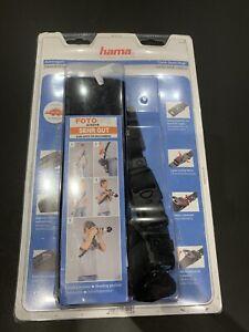"HAMA ""Quick Shoot"" Camera Shoulder Strap Digital SLR DSLR Canon Sony Fuji Nikon"