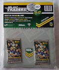 2017 ESP TLA NRL traders complete set + folder + 2 bonus packs + album card