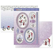 New 2020 Hunkydory Together at Christmas Toppers & Card Kit