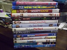 (14) Jennifer Aniston DVD Lot: We're the Millers  Marley & Me  Break-Up Derailed
