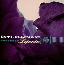 Inti-Illimani - Lejania [CD]