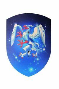 Schild Merlin Ritterschild Greif Vah 3d Kinderschild