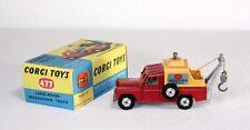 Corgi Toys 477, Land Rover Breakdown Truck, Mint in Box            #ab1654