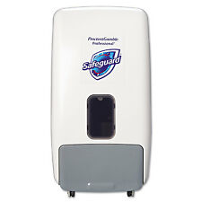 Safeguard Foam Hand Soap Dispenser Wall Mountable 1200mL White/Gray 47436