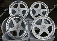 "18"" Silver Ayr 04 Alloy wheels For Jaguar XJ XJ40 X308 X300 XK8 > 2006 5X120.65"