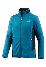 The North Face Kegon Stretch Fleecejacke Gr.M,L,XL NEU Herren Blau Outdoor Jacke