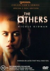 The Others DVD Nicole Kidman Movie - 2 DISC SPECIAL EDITION - AUST REGION 4