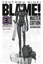 BLAME! Master Edition 3 von Tsutomu Nihei (2018, Gebundene Ausgabe) Cross Cult