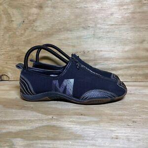 Merrell Barrado Zip-Up Shoes, Women's Size 7.5, Black