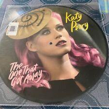 "KATY PERRY - THE ONE THAT GOT AWAY - REMIXES - 5 tracks - Vinyl - 12"""