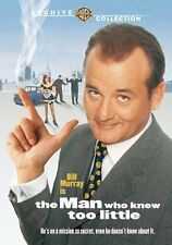 The Man Who Knew Too Little DVD (1997) - Bill Murray, Joanne Whalley, Jon Amiel